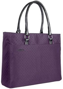 Women Tote Bag 15.6 Inch Laptop Shoulder Bag Business Briefc