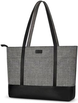 Sunny Snowy Laptop Tote Bag Fits 15.6-17 Inch  Lightweight W