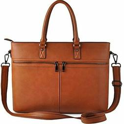 Laptop Tote,Business Laptop Bag for Women Up to 15.6 Inch,ED