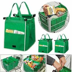 Large Grocery Shopping Bag Foldable Tote Eco-friendly Reusab