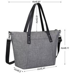 Large Mummy Bag Shoulder Bags Baby Diaper Tote Nappy Travel