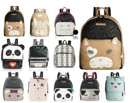 Betsey Johnson Large Back to School Travel Luggage Backpack