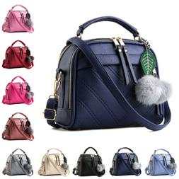 Leather Shoulder Party New Bag Ladies Satchel Tote Purse Bag