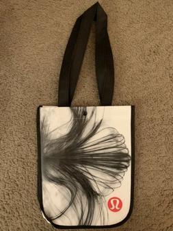Lululemon Limited Edition Artist Reusable Tote Bag Eco Yoga