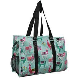 Llama NGIL® Large Canvas Travel Caddy Organizer Tote Bag