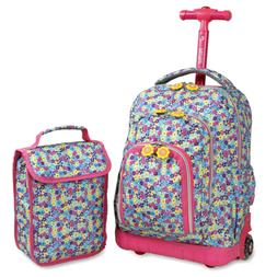 J World Lollipop Rolling and Lunch Bag