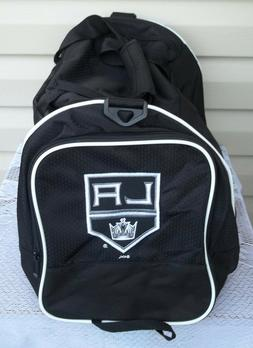 Los Angeles LA Kings Adidas Defender II Small Duffel Bag / T