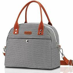 Lunch Bag,  Insulated Lunch Box for Women, Multi-functional