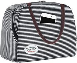 Aosbos Lunch Bags for Women Insulated Lunch Bag Lunch Box Co