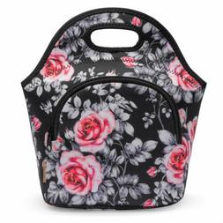 000ba79af64a Lunch Box Insulated Lunch Bag Soft Neopr...