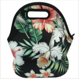 Lunch Tote Bag Insulated Portable Reusable Cooler Handbag To