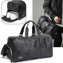 Men Gym Bag Travel Sports Duffle Fitness Bags Handbag Large