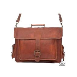 Men's Real Leather Handbag Briefcase Tote  Messenger Bags La