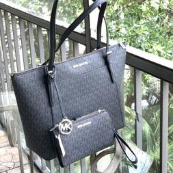 michael kors ciara large top zip tote
