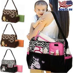 Mommy Diaper Bag Large Capacity Baby Nappy Maternity Handbag