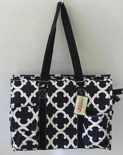 Multi Pocket Organizer Tote Bag Nurses Teachers Moms Love Th