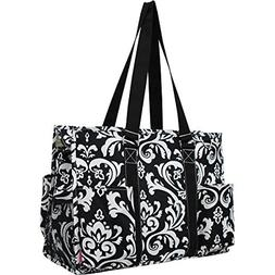 "N. Gil All Purpose Organizer 18"" Large Utility Tote Bag II"