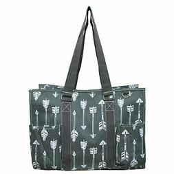 "N. Gil All Purpose Organizer 18"" Large Utility Tote Bag 2017"