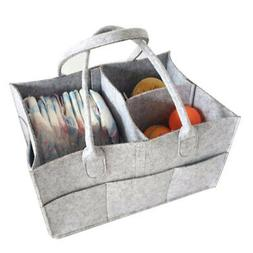 Nappy Caddy Organiser Larger Diaper Caddy Removable Insert P