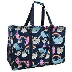 Narwhal World NGIL® Mega Shopping Utility Tote Bag