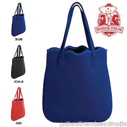 0123e79cd2 Neoprene Tote Bag Available in Red