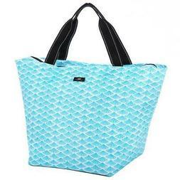 NEW SCOUT Bags Swimfan Weekender Carryon Zip Top Tote Bag