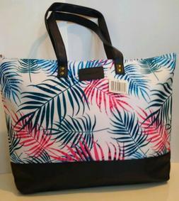 New Neutrogena Beach Bag Tote Gym Tropical Blue