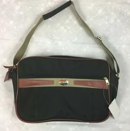 New American Tourister Black Travel Carry-on Bag/Tote Canvas