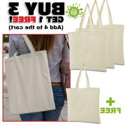 New Canvas  bag  shopping Tote Bag, Beach Totes, Reusable Gr