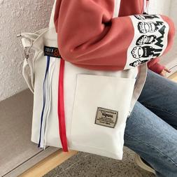 KANDRA New Fashion Cotton Grocery <font><b>Tote</b></font> S