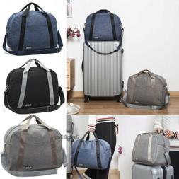New Foldable Large duffel Bag Luggage Storage Waterproof Tra