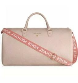 NEW Michael Kors Glam on the Go Weekender Large Travel Duffl