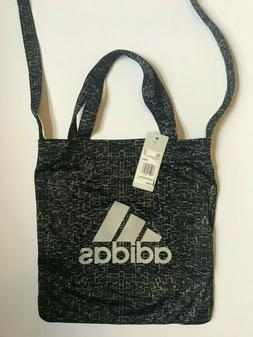 NEW Adidas Golf Hands Free bag Black and grey Accessory Hand