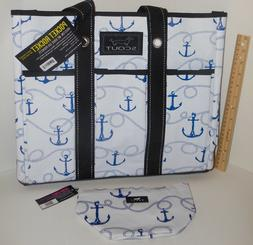 $20 OFF ~NEW Scout Pocket Rocket Large Utility Tote Bag With