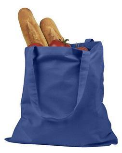 NEW BAGedge Tote Bag 6 oz Canvas Promo Bag BE007 Black More