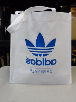 New Adidas Unisex Multi-Purpose Tote Shoulder Hand Bag White