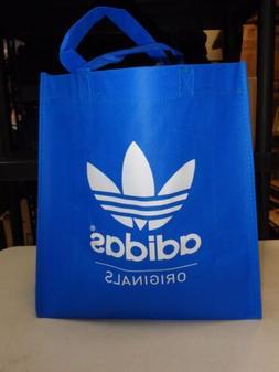 New Adidas Unisex Multi-Purpose Tote Shoulder Hand Bag  Blue