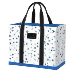 """New W/tags Scout Original Deano Tote Bag 19 x 15 x 10"""" In St"""