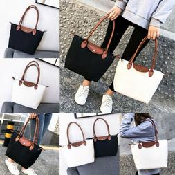 New Women's Canvas Handbag Shoulder Messenger Bag Satchel To
