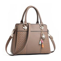 New Women's Purses and Handbags Ladies Designer Satchel Tote