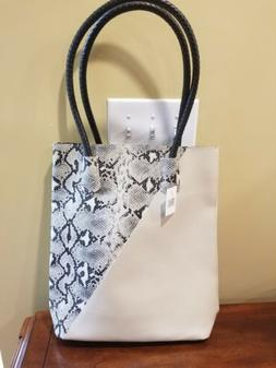 new womens faux leather fashion handbag lady