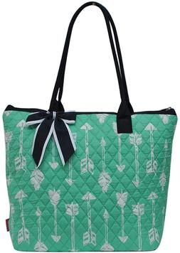 Ngil Quilted Cotton Medium Tote Bag 3