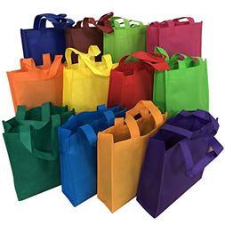 Axe Sickle 12 Color Non Woven Party Favor Bags 12PCS Games G