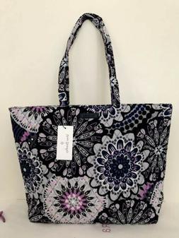 NWT Vera Bradley Essential Tote Bag Shoulder Handbag In Mimo