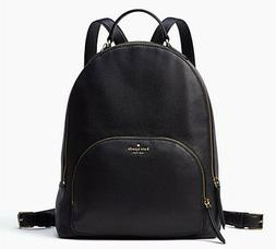 NWT Kate Spade Jackson Large Backpack Black  bookpack travel