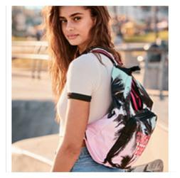 NWT VICTORIAS SECRET Packable Backpack Tote Bag Tease Dreame