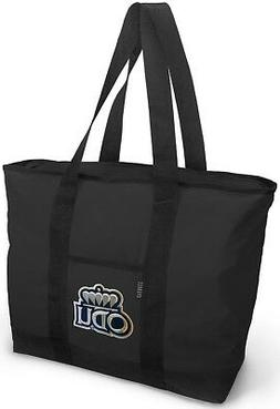 ODU Tote Bag Old Dominion University ZIPPERED TOP-STURDY WRA