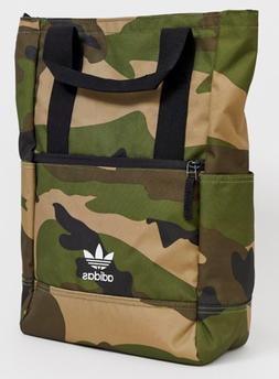 adidas Originals Tote III Backpack Olive Cargo Camo 1000 CU