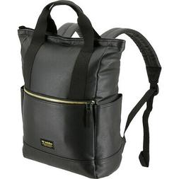adidas Originals Tote III Premium Backpack - Black PU Everyd