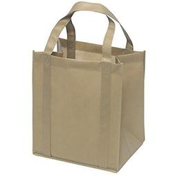 Pack of 3- Eco-friendly Reusable Bag Non woven Grocery Tote